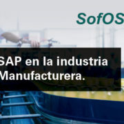 SAP en la industria Manufacturera preview