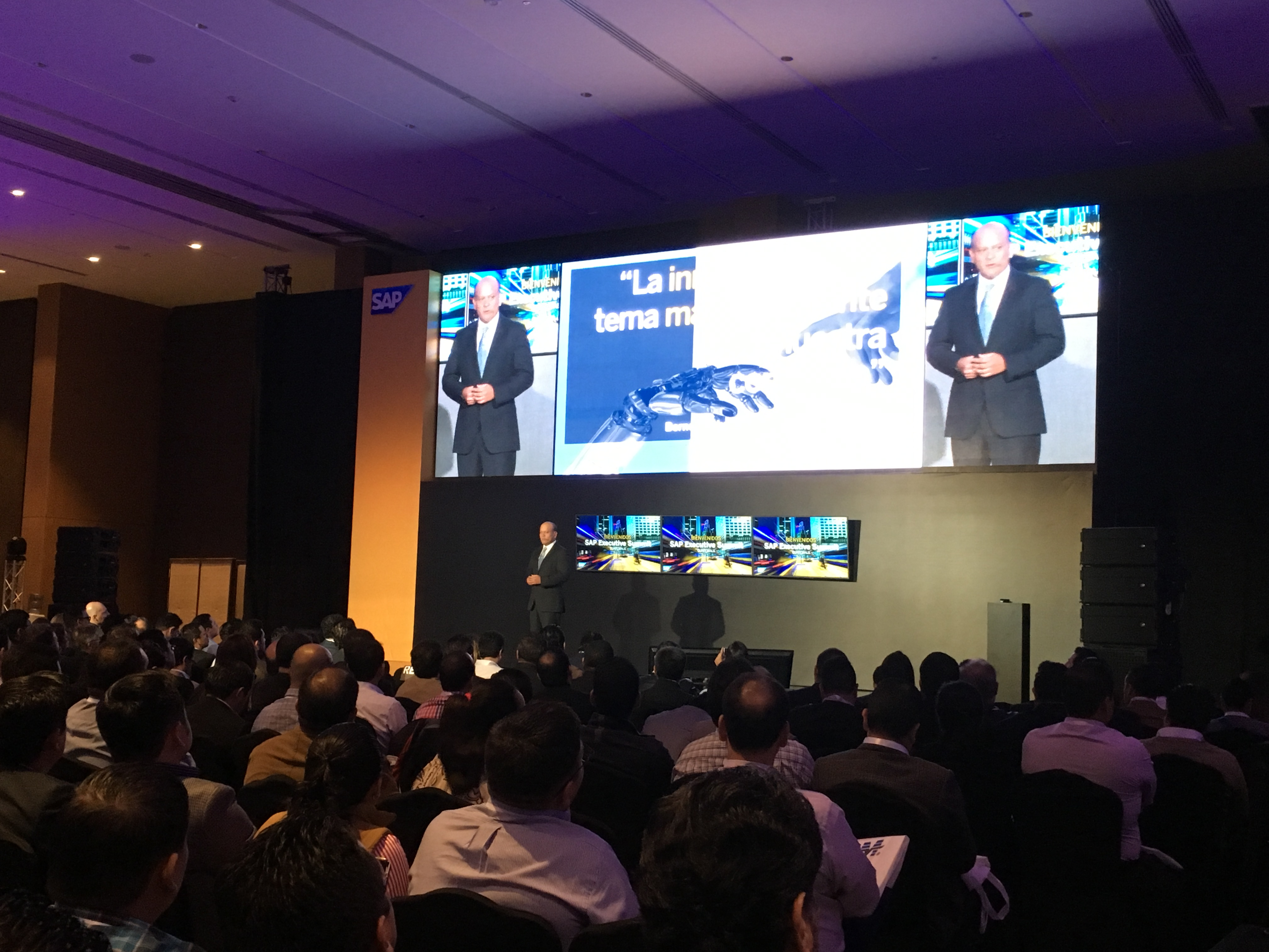 SAP Excutive Summit Guatemala